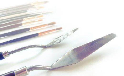 アート用の道具